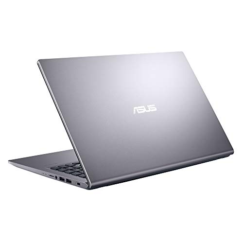 ASUS VivoBook 15 F515JA (90NB0SR1-M07750) 39,6 cm (15,6 Zoll, Full HD, IPS-Level, matt) Notebook (Intel Core i3-1005G1, Intel UHD Graphics, 8GB RAM, 512GB SSD, Windows 10) Slate Grey