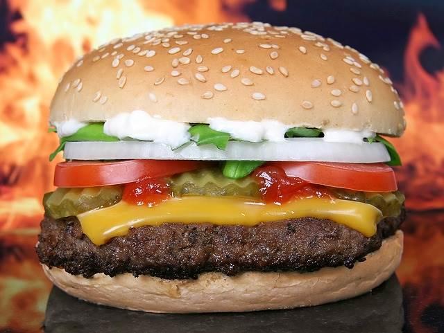 Big Boost Burger - FLF-Book.de