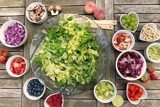 Salate zum Grillen