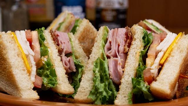 Club-Sandwich - FLF-Book