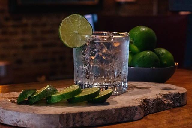 Gin Tonic - FLF-Book