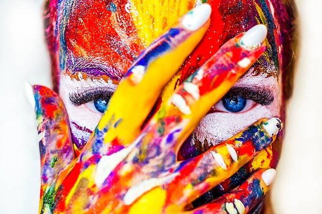 Stimmung Farben