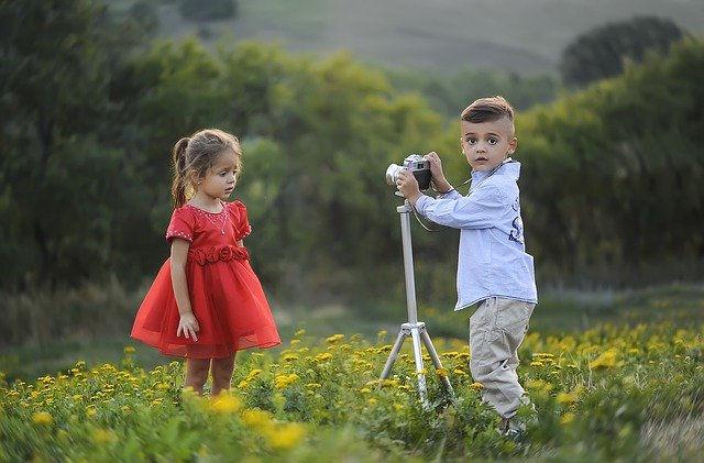 Was macht ein Fotograf