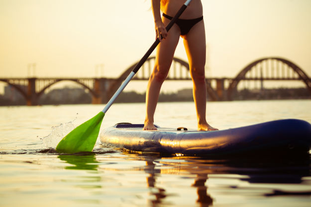 paddle board tipps